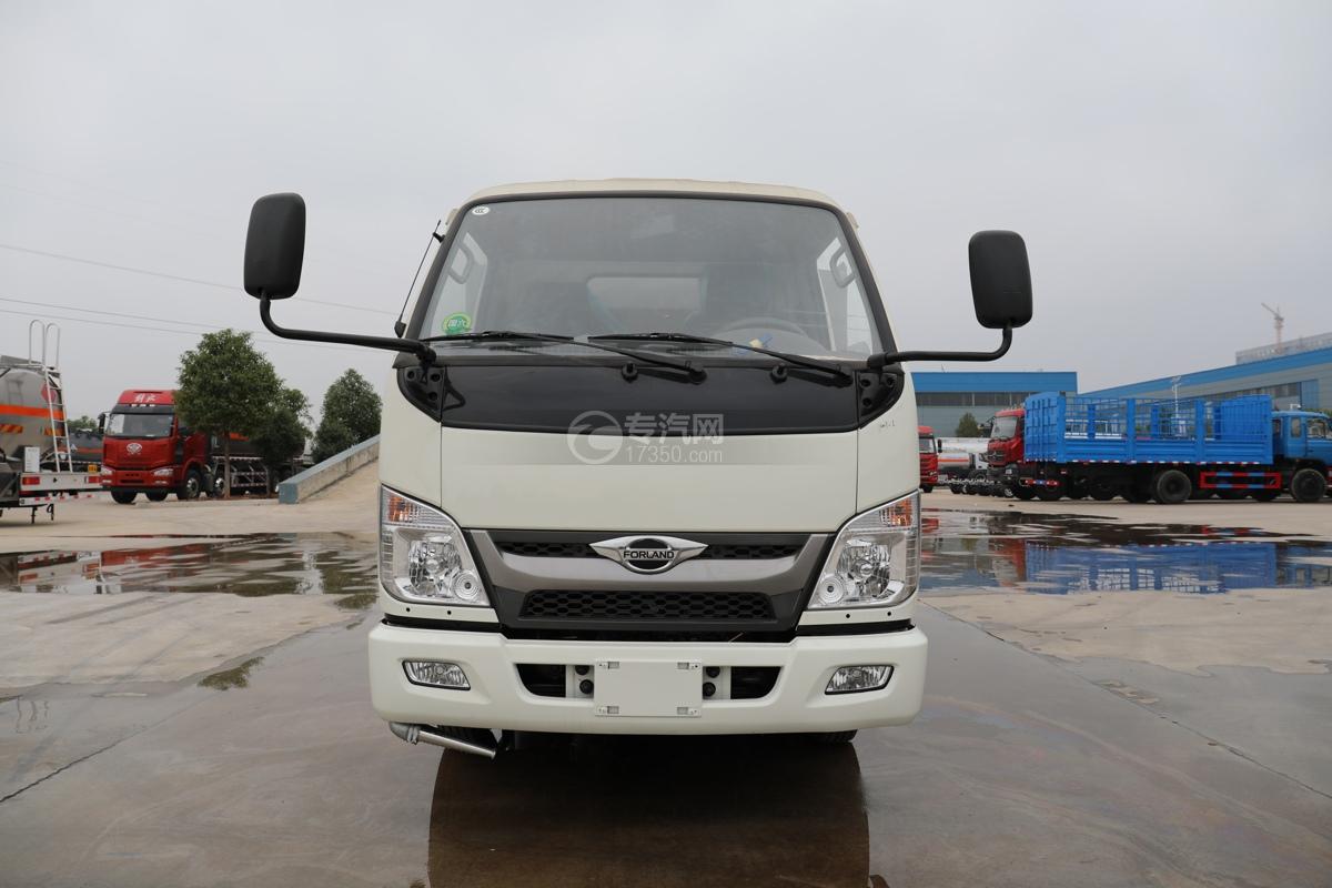 福田时代小卡之星2国六30米多功能抑尘车车前图
