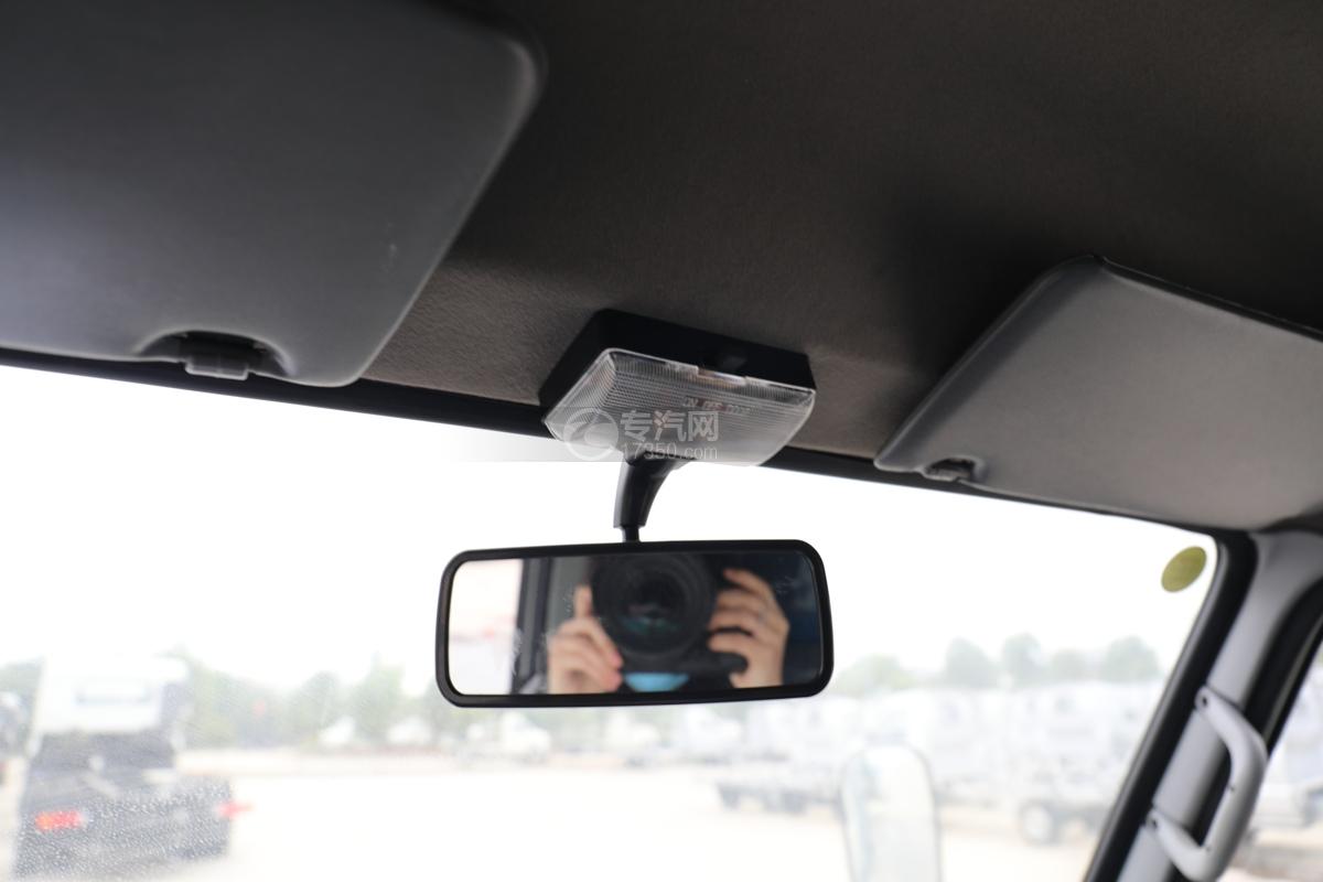 福田时代小卡之星2国六30米多功能抑尘车后视镜