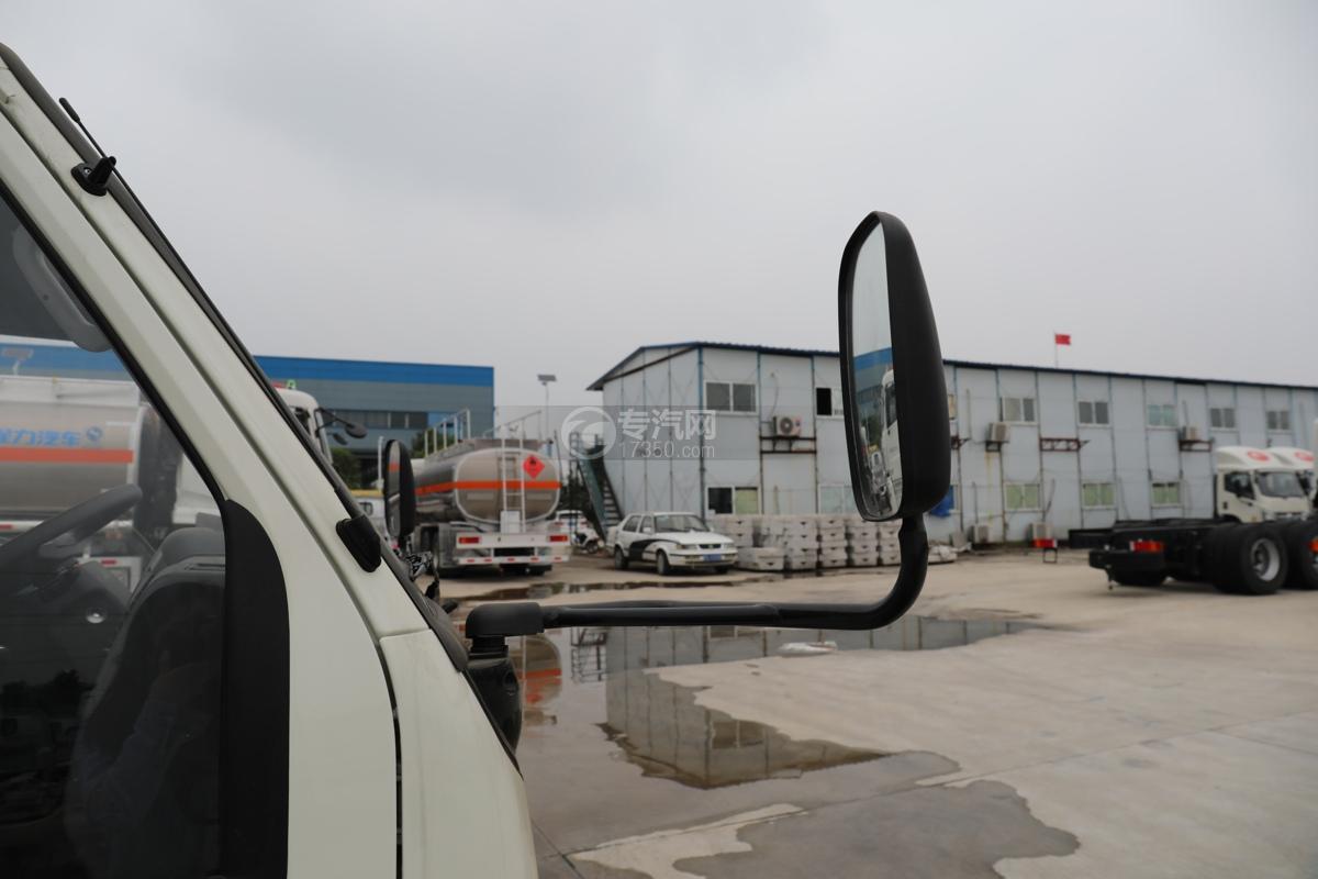 福田时代小卡之星2国六30米多功能抑尘车右后视镜