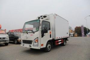 大运新奥普力小卡国六3.56米冷藏车图片