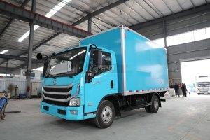 跃进快运H500国六4.09米冷藏车图片