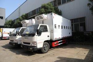 江铃顺达国五4.05米医疗废物运输车图片