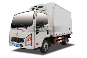 大运新奥普力小卡国六3.56米冷藏车
