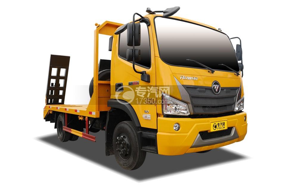 福田瑞沃ES3国六平板运输车