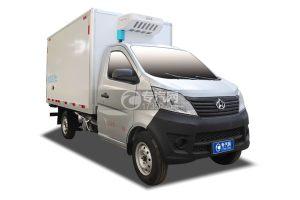 长安星卡国六2.9米冷藏车