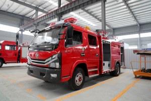 東風多利卡D7泡沫消防車圖片