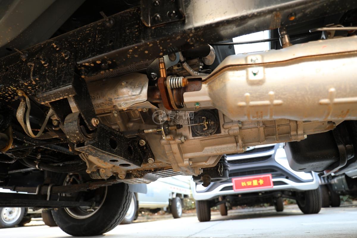 河北长安神骐T20国六2.93米冷藏车变速箱