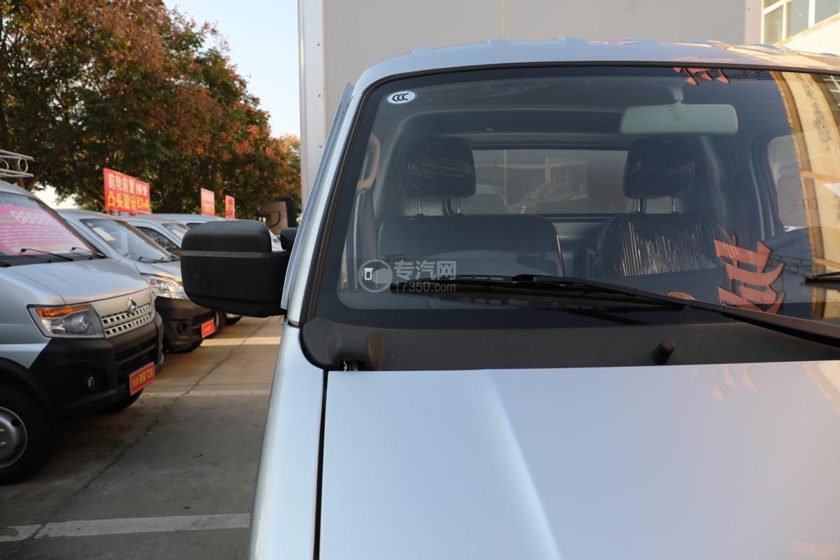 河北长安神骐T20国六2.93米冷藏车右后视镜
