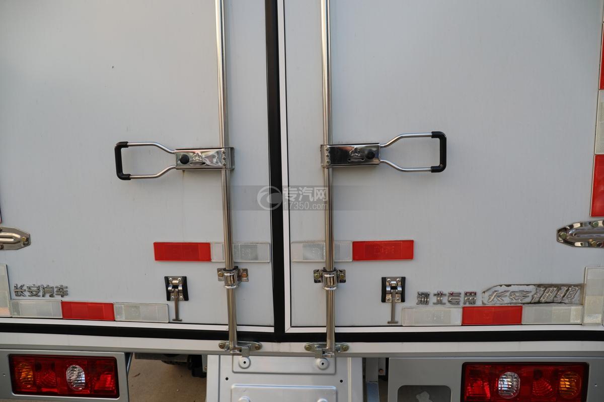 河北长安神骐T20国六2.93米冷藏车门锁