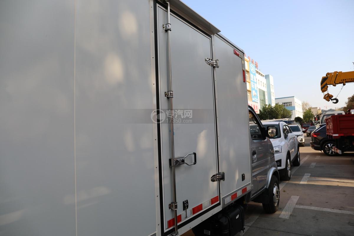 河北长安神骐T20国六2.93米冷藏车侧门