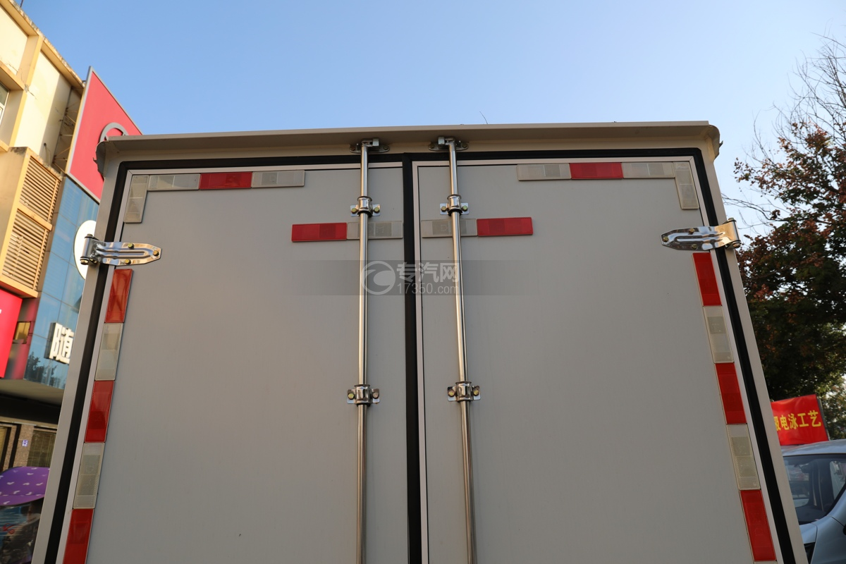 河北长安神骐T20国六2.93米冷藏车合页