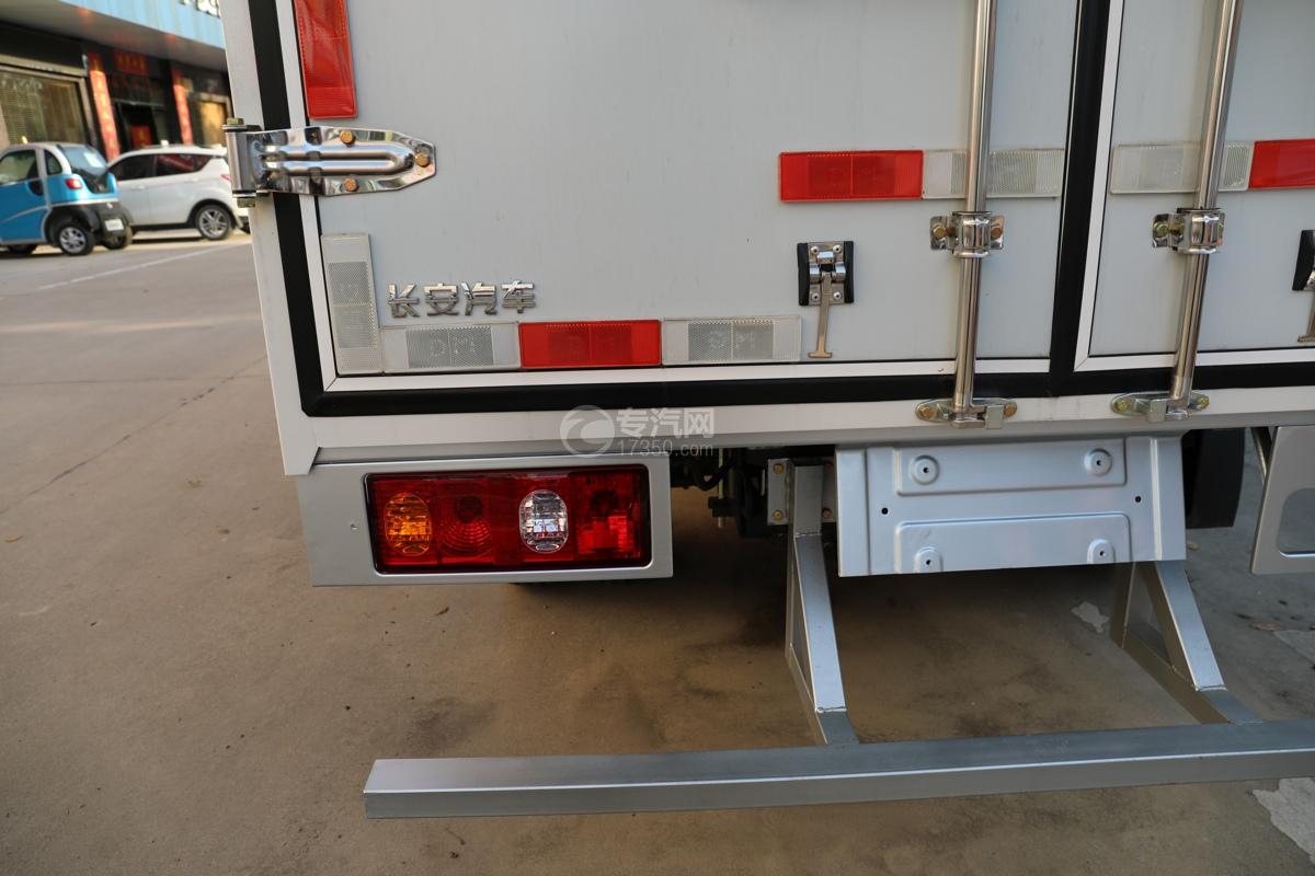 河北长安神骐T20国六2.93米冷藏车扣环