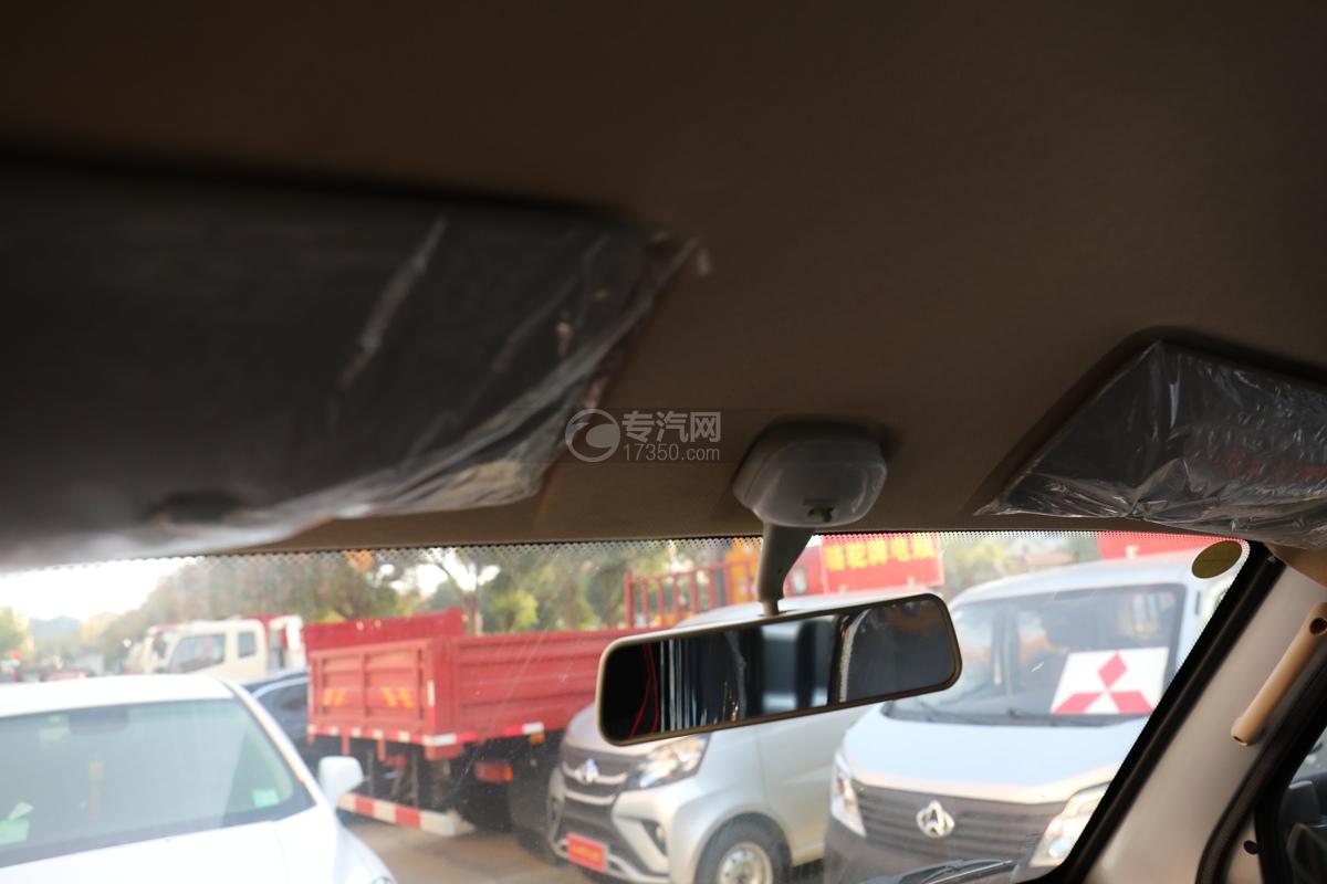河北长安神骐T20国六2.93米冷藏车后视镜