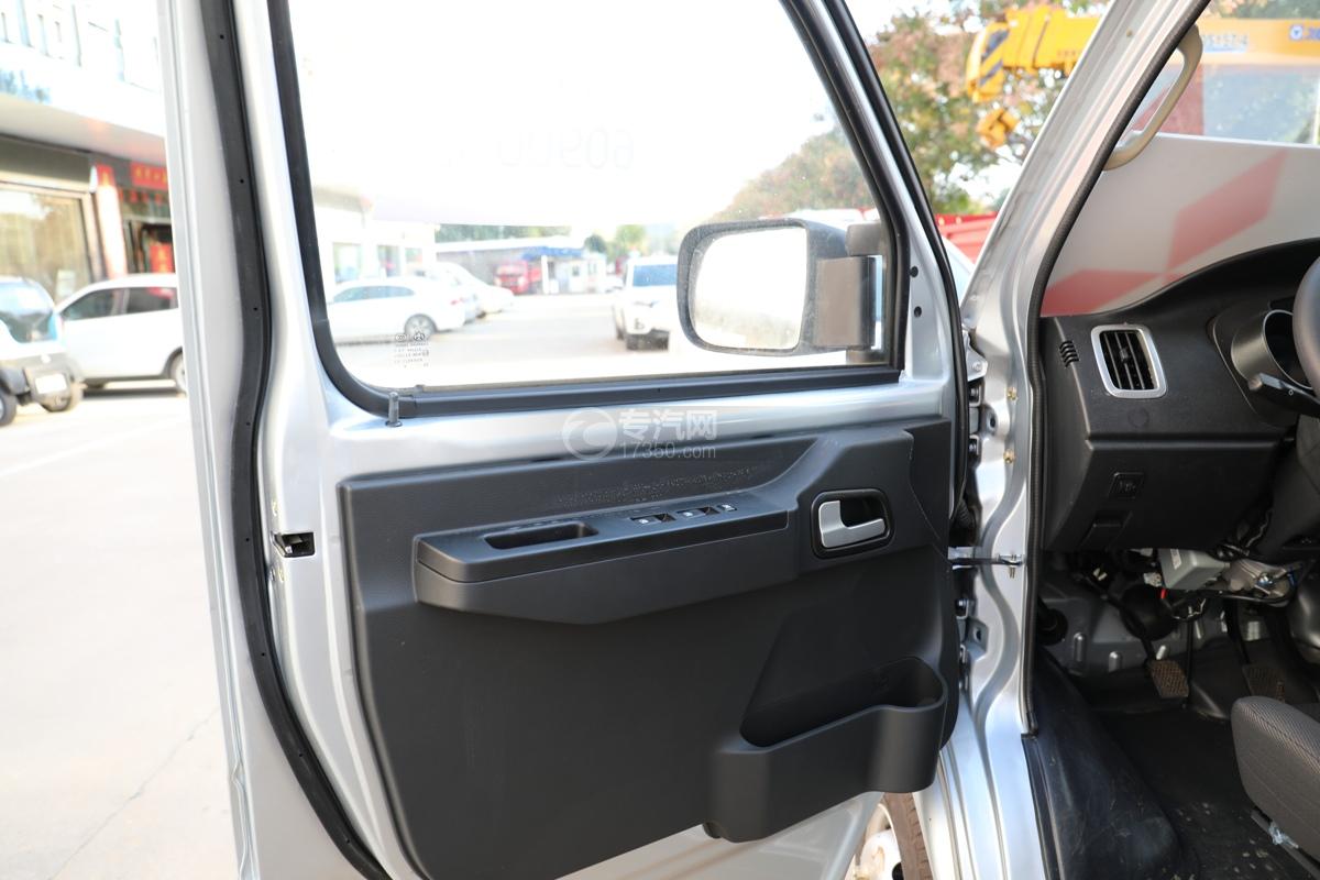 河北长安神骐T20国六2.93米冷藏车门窗