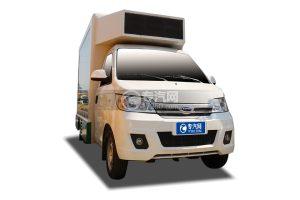 国六开瑞LED广告宣传车