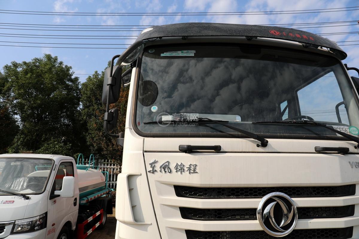 東風錦程V6P后雙橋國六18.2方運油車后視鏡