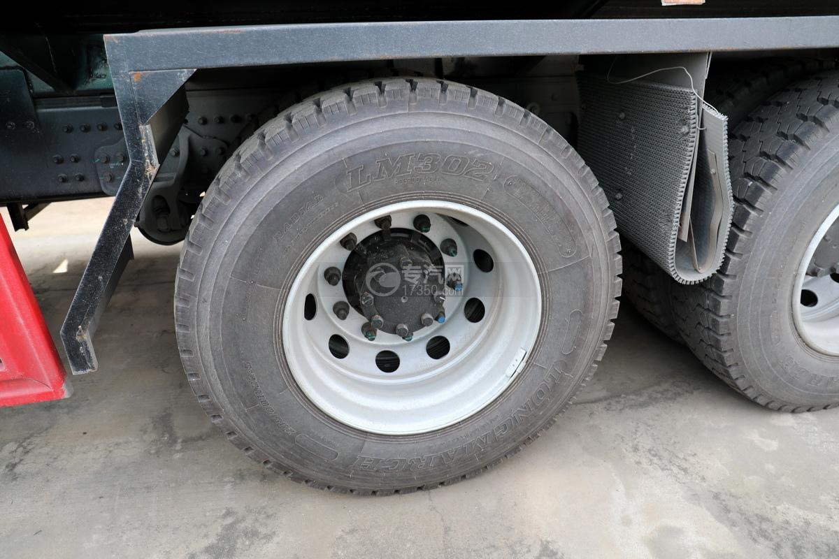 東風錦程V6P后雙橋國六18.2方運油車輪胎
