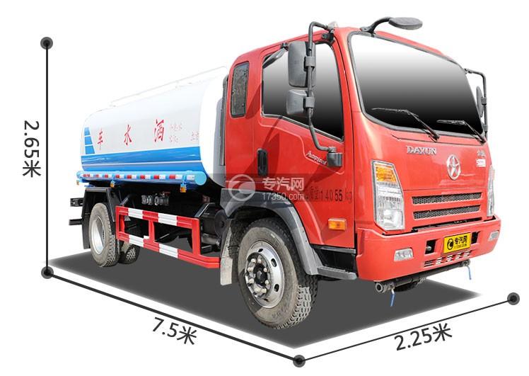 教你如何正确测量专用车的整车外形尺寸?