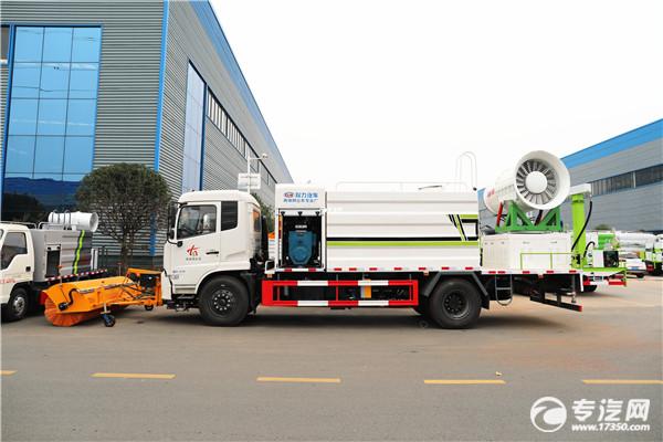 东风天锦国六80米多功能抑尘车