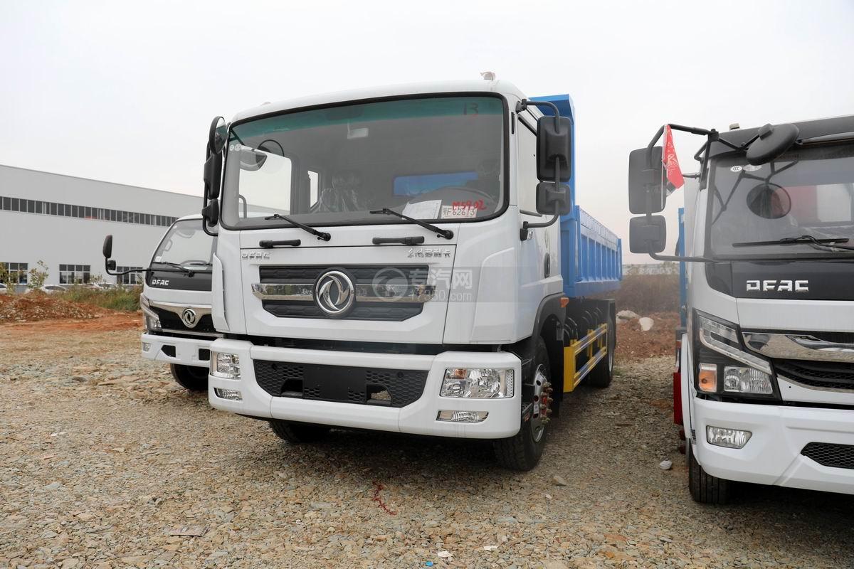 东风多利卡D9国六自卸式垃圾车图片