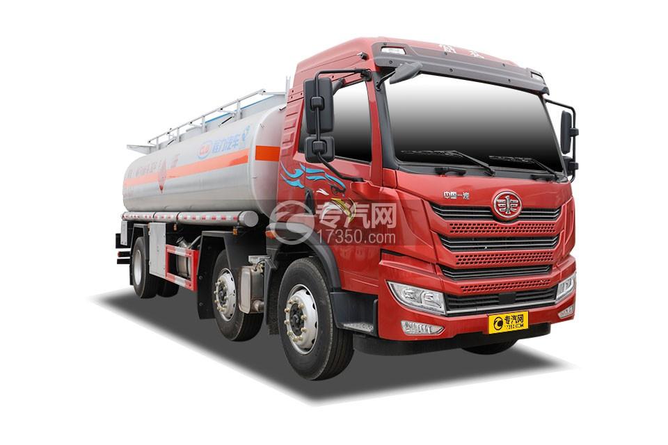 解放悍V2.0小三轴国五18.3方加油车