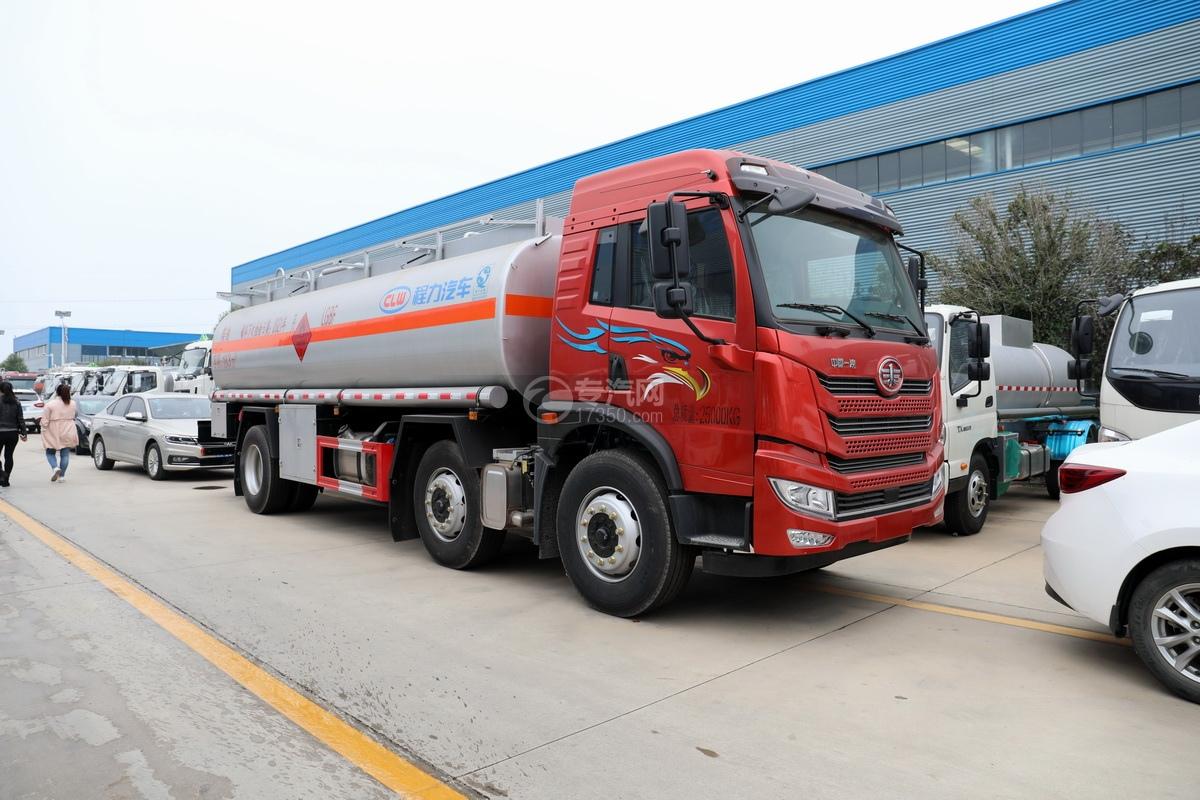 解放悍V2.0小三軸國五18.3方加油車
