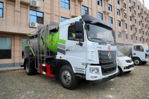 东风华神KL5国六餐厨式垃圾车图片