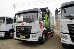 东风华神KL5国六车厢可卸式垃圾车图片