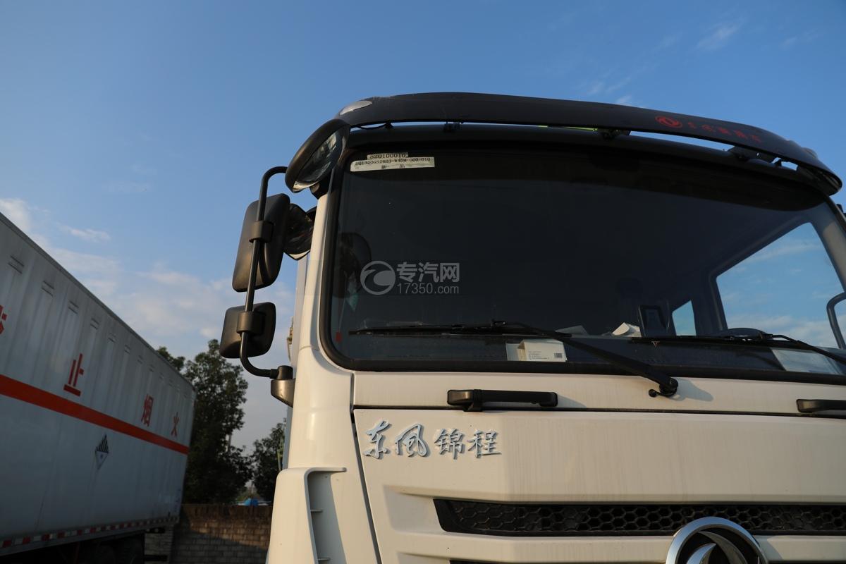 东风锦程V6P前四后八国六气瓶运输车右后视镜
