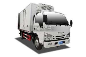 慶鈴五十鈴ELF國六4.1米冷藏車