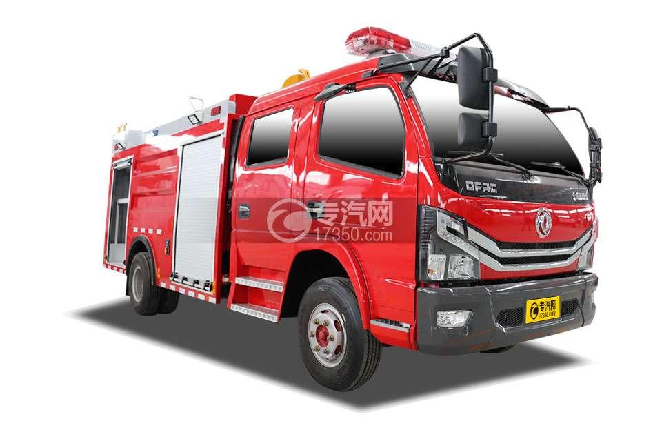 东风多利卡D7泡沫消防车