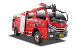 東風多利卡D7泡沫消防車