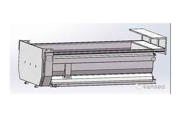 独家| 高强钢自卸车爬坡与转弯工况下 哪种型号的钢材组合能实现自重最轻