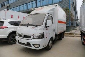 东风途逸国六3米易燃气体厢式运输车图片
