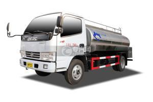 东风小多利卡国五3.39方鲜奶运输车