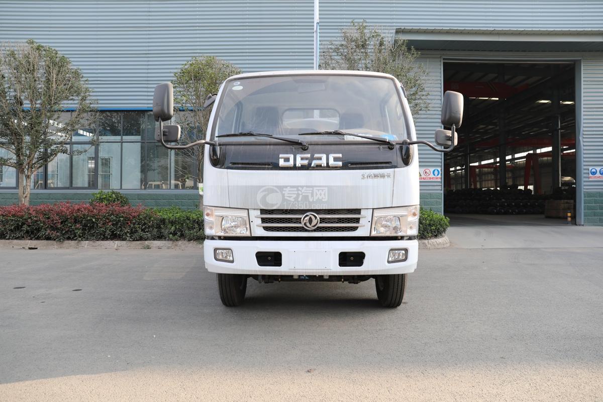 东风小多利卡国五3.39方鲜奶运输车车前图