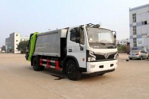 东风福瑞卡F7国六压缩式垃圾车图片