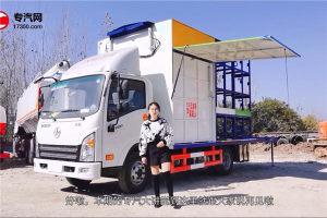 專汽大講堂~大運奧普力國六養蜂車亮點介紹