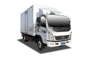 現代泓圖300國五4.08米冷藏車