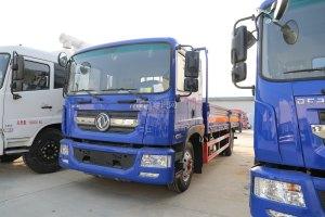 东风多利卡D9国五6.75米气瓶运输车(栏板式)图片