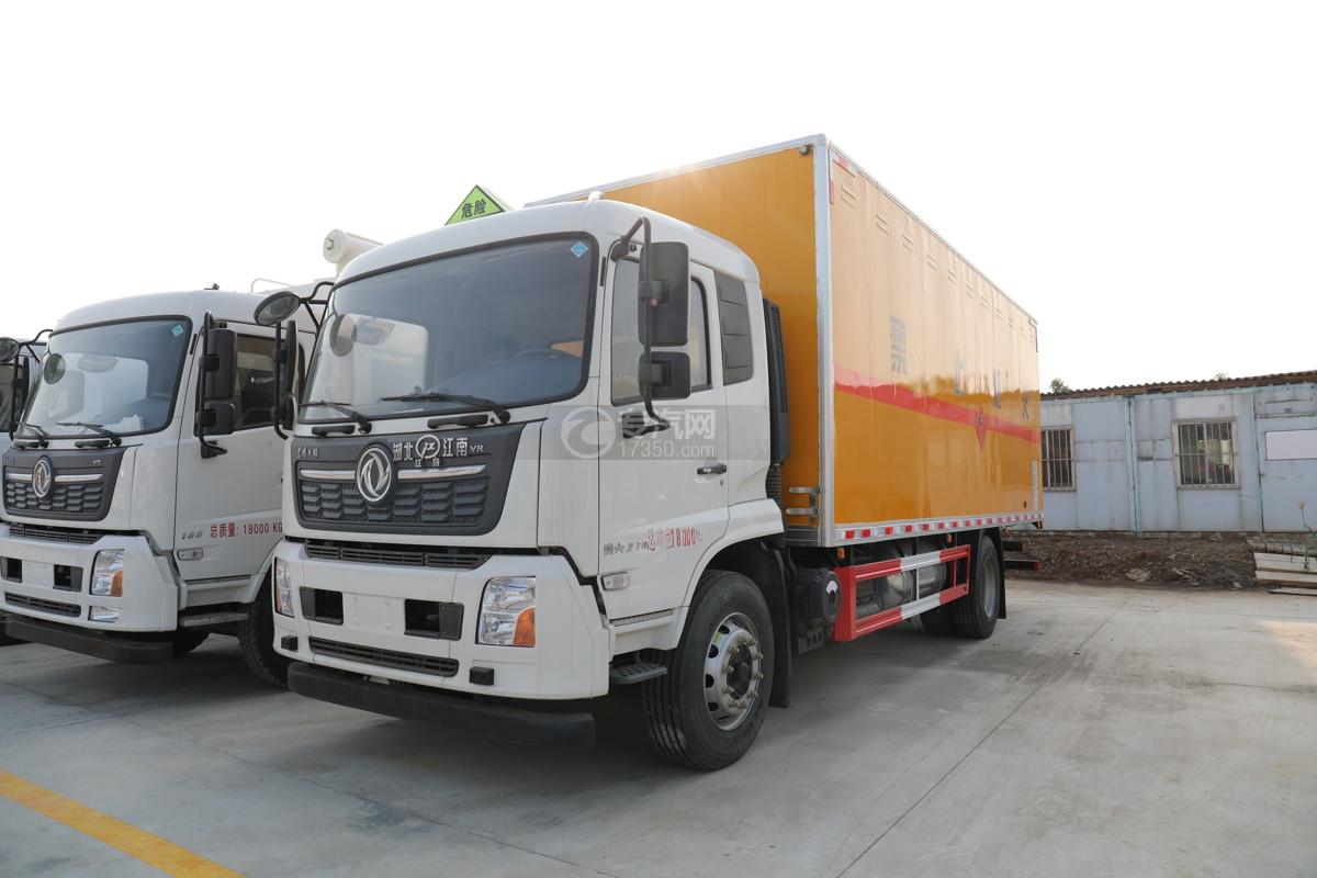 东风天锦VR国六6.8米爆破器材运输车