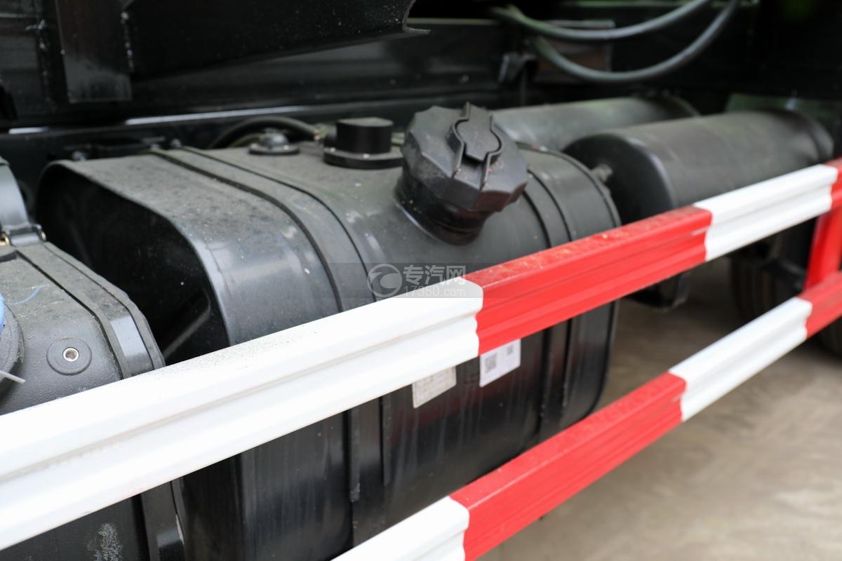 东风福瑞卡F6国六3.75方吸污车油箱