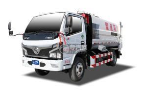 東風福瑞卡F6國六藍牌自裝卸式垃圾車