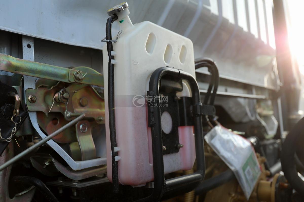 东风福瑞卡F7国六3.98方搅拌车防冻液