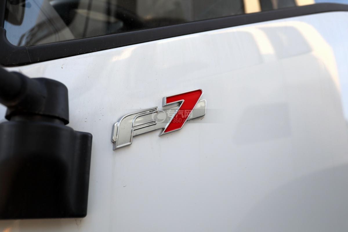 东风福瑞卡F7国六3.98方搅拌车细节