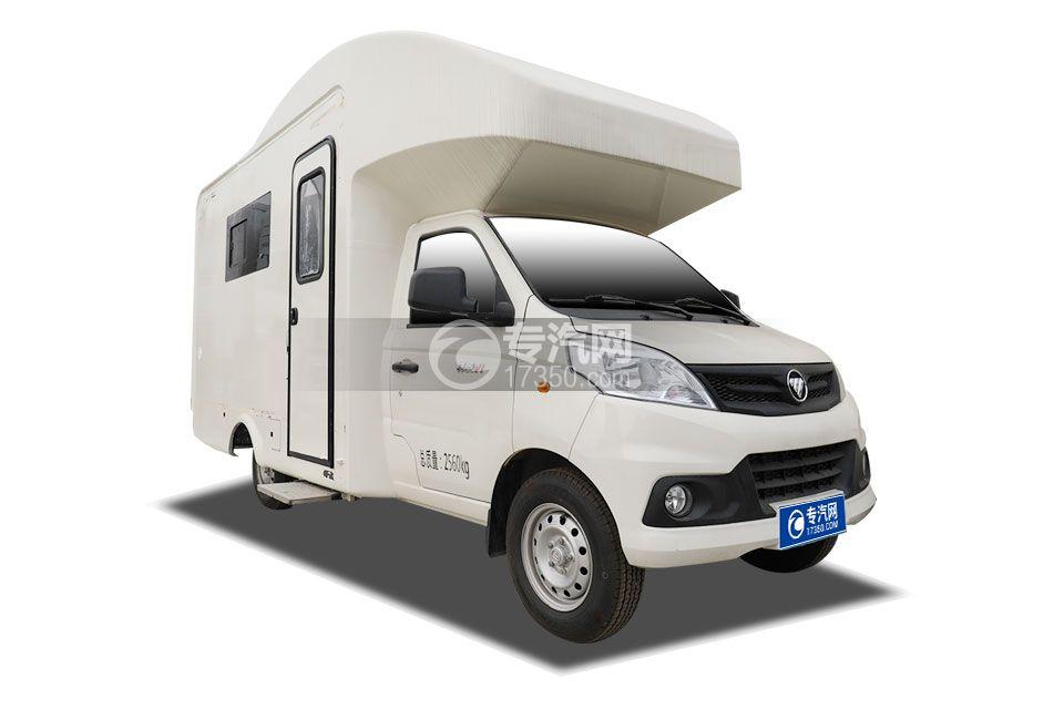 福田祥菱V1国六流动理发车