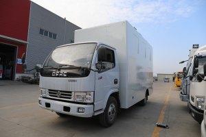 东风多利卡D6国五移动餐车图片