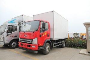 解放虎VH國六4.1米冷藏車圖片