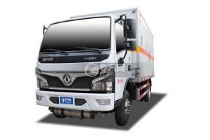 东风福瑞卡F6国六4.1米易燃气体厢式运输车