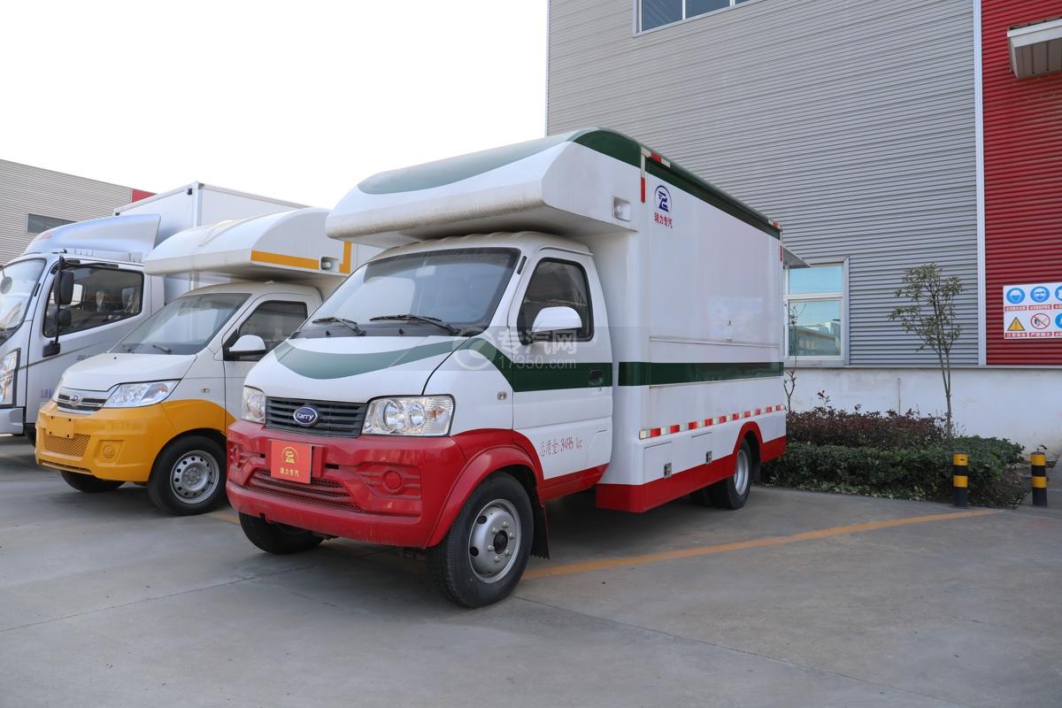 开瑞优劲T70L国六移动售货车